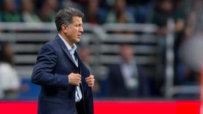 El Tricolor volvió a tierras mexicanas con los objetivos cumplidos, Osorio se dijo satisfecho