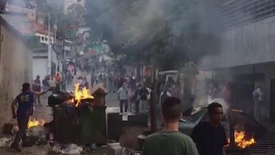 Crisis política en Venezuela se agudiza y las manifestaciones contra Nicolás Maduro continúan