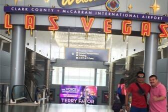 El Show de Raul Brindis desde Las Vegas