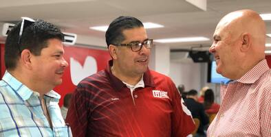 Rafael 'Tatito' Hernández es el nuevo presidente de la Cámara de Representantes