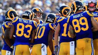 Los Angeles Rams usarán su uniforme retro en el Super Bowl LIII