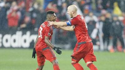 Armando Cooper disfruta de su titularidad y protagonismo en un Toronto FC finalista