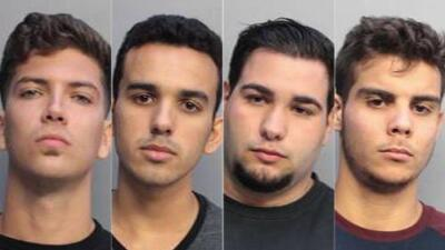 Golpearon a una pareja gay en Miami Beach y ahora podrían ser condenados a 30 años de cárcel