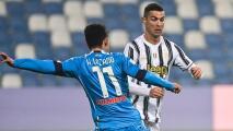 Ya hay fecha: El Juventus-Napoli se jugará el 17 de marzo