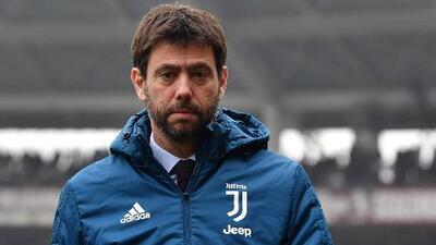 """Presidente de Juventus: """"La persona que va a salir más triste del estadio será el árbitro"""""""