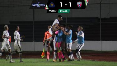 Pumas Tabasco rescata el empate ante Atlante en Cuartos de Final