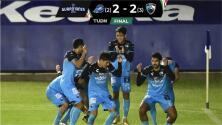 Tampico Madero es finalista de la Liga de Expansión tras 2-2 con Celaya