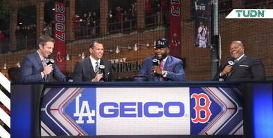 David Ortiz regresa a la TV para Playoffs de MLB