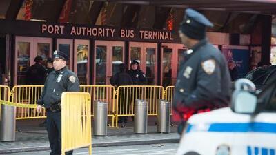 Preocupación entre los residentes de Nueva York tras intento de ataque terrorista en estación de bus de Manhattan
