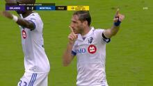 Ignacio Piatti desmorona a la defensa y la manda a guardar, Montreal ya golea 3-0 a Orlando