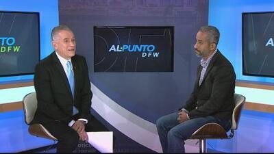 Al Punto DFW: Teevee Aguirre