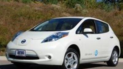 El LEAF es el auto del año en Europa