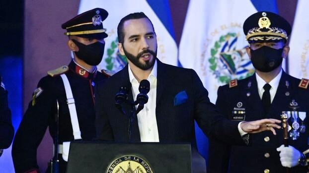 The US approach to El Salvador's authoritarianism must be bold
