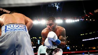'El Chango' Cancio da la sorpresa del año ante Machado; Vargas se lleva sufrida victoria