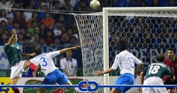 A 18 años del gol imposible de Jared Borgetti a Gianluigi Buffon en Corea-Japón 2002