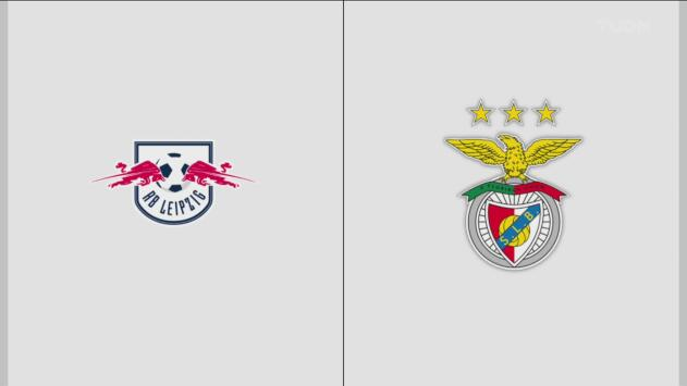 RB Leipzig 2-2 Benfica - Goles y Resumen – Grupo G – Champions League