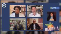 Líderes demócratas y republicanos intensifican campaña de cara a elección del 5 de enero en Georgia