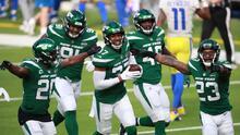 Los Jets sorprenden al mundo con victoria sobre los Rams