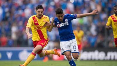 Cómo ver Morelia vs. Cruz Azul vivo, por la Liga MX