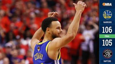 ¡Los campeones sobreviven! Golden State lleva las Finales al sexto juego
