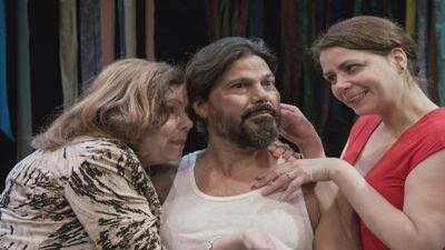 El actor Francisco Gattorno habla de su papel en la comedia 'La fiaca'