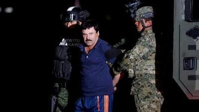 En un minuto: Hoy sentencian a El 'Chapo' Guzmán y podría ir a prisión de por vida