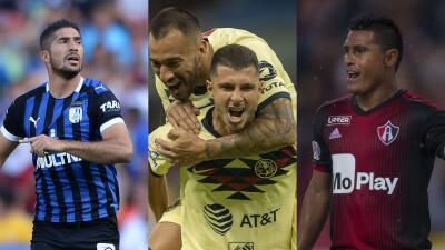 Guido, Jair y Osvaldo aplican la 'ley del ex' en la Jornada 3 de la Liga MX