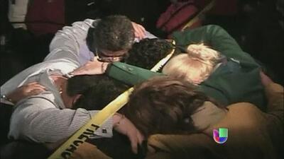 Murió atropellado hermano de cantante mexicana Yuri