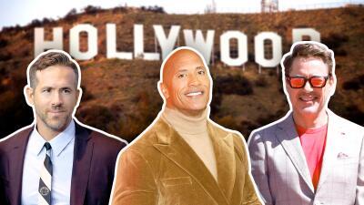 Estos son los 17 actores que más ganan en Hollywood (sólo hay 5 mujeres)