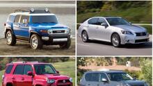 Estos son los modelos Toyota y Lexus que tienen fallas en sus bombas de combustible