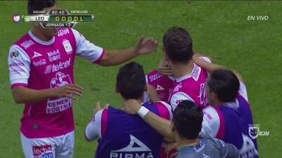 ¡Por fín, Elías! Hernández puso el 1-0 sobre Tigres