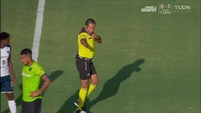 Highlights: Monterrey at FC Juárez on September 1, 2019