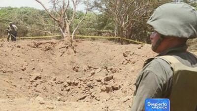 Nicaragua confirma que el meteorito fue un fragmento del asteroide 2014RC