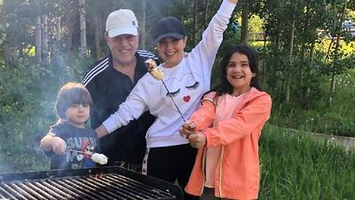 Con este regalo Thalía sorprenderá a Tommy Mottola en el Día del Padre