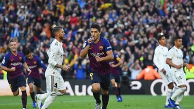 El Real Madrid es una de las grandes víctimas para Luis Suárez
