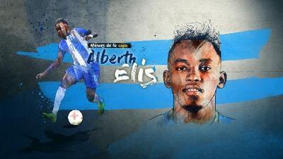 Alberth Elis Jugador de la Copa de Oro