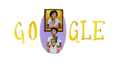 Joven colombiana gana concurso de Doodle de Google y se lo dedica a su madre