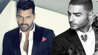 Ricky Martin y Maluma confirman para Latin GRAMMY 2015