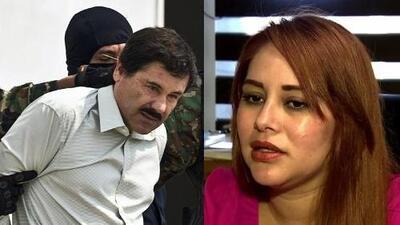Exdiputada de Sinaloa, vinculada sentimentalmente a 'El Chapo', no pudo contener el llanto en la corte