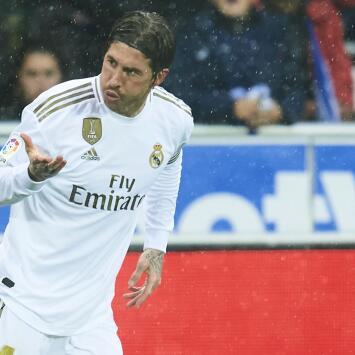 """Sergio Ramos: """"El éxito no es casualidad, hay que mantenerse"""""""