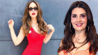 Mayrín Villanueva será la mamá de Camila Sodi en el remake de 'Rubí'