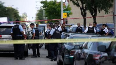 Al menos ocho heridos en dos tiroteos al norte y sur de Chicago