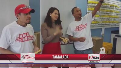 La Tamalada de El Show de Raul Brindis