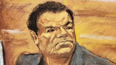 'Barbas' dice que 'El Chapo' llegó a una reunión con su AK-47 chapado en oro y con piedras preciosas