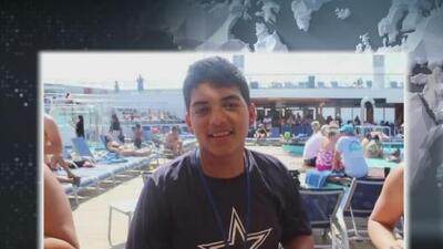 Chris Stone, el joven cuya familia quiere que recuerden como héroe tras el tiroteo en la escuela de Texas