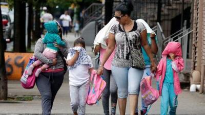 Juez exige al gobierno la lista de los niños de 5 años separados de sus padres en la frontera