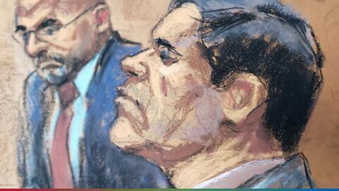 Revelan audios de 'El Chapo' con un guerrillero colombiano: prueba clave en el juicio