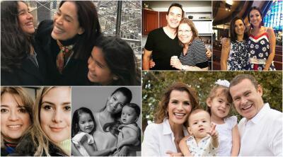 Fin de semana de fiesta y amor: así celebraron a las mamás los conductores de Despierta América