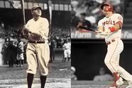 Leyendas vs. Presente: Babe Ruth y Mike Trout