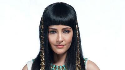 Mayté Piragibe es Azenate en 'José de Egipto'